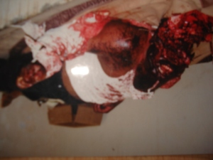 Mutilated Body of Baban, display of Caste hatred