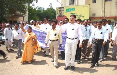 03: Campaign for Human Rights Activist Manisha Tokle, Ashok Tangade and others