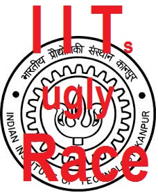 Pic: IITs into ugly race, alumnus fiddling within racist theories and practice