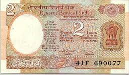 Pic01: Indian Note