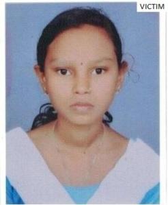 Pic 02: Victim of Odisha caste atrocity