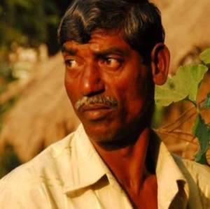 Pic01: Bhayyalal Bhotmange father of Priyaka, Sudhir died last week..